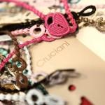I braccialetti Cruciani: quadrifogli, cuoricini, dragoni e … ora anche farfalline!