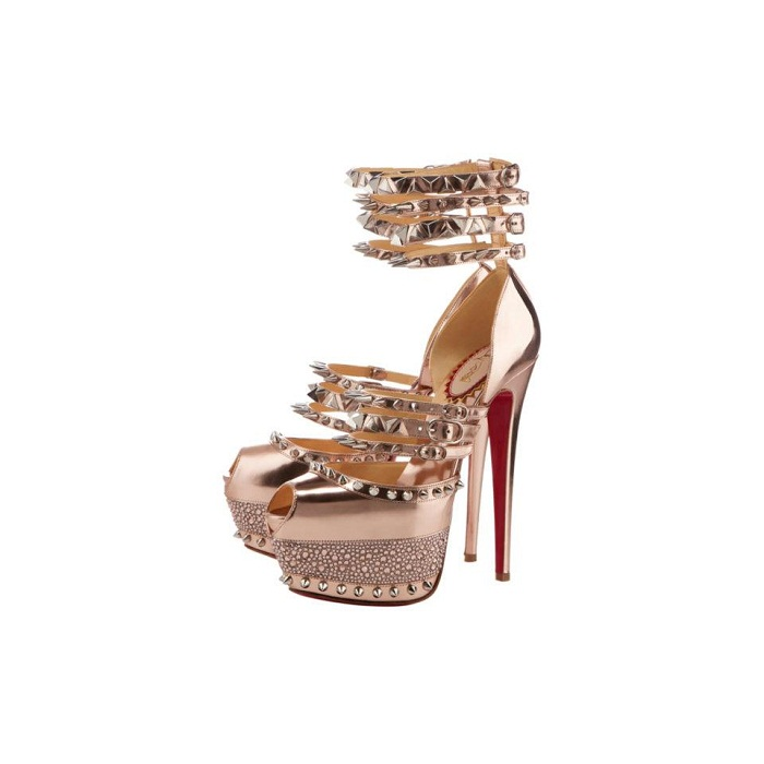 20 shoes for 20 years of Christian Louboutin
