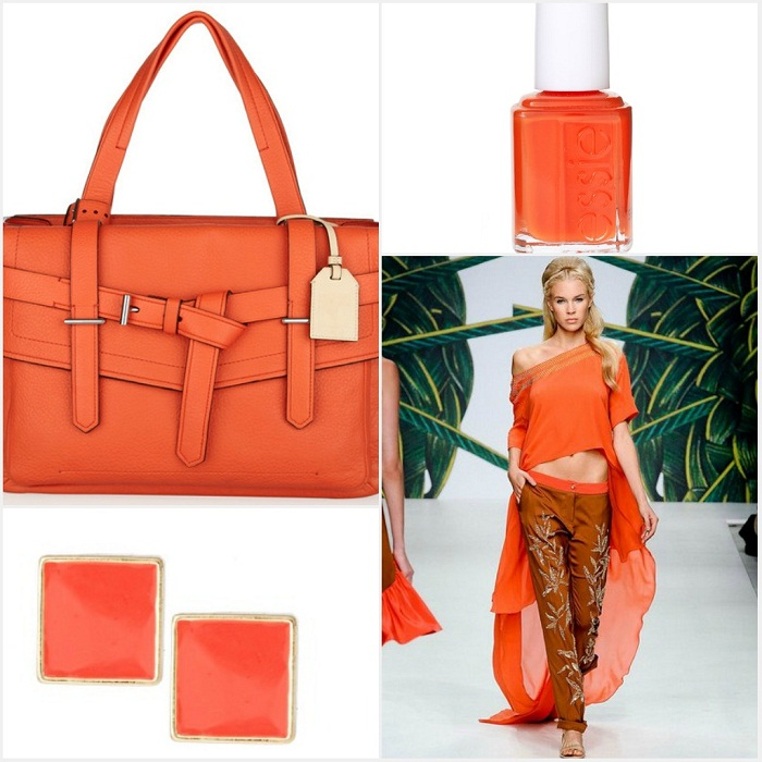 Tangerine Tango S/S 2012