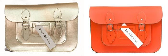 Stella: la satchel bag di Stella Rittwagen