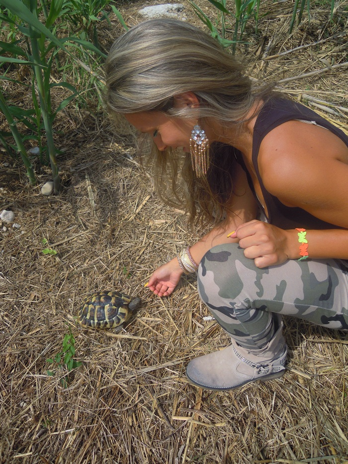 pantaloni camouflage - It-Girl by Eleonora Petrella