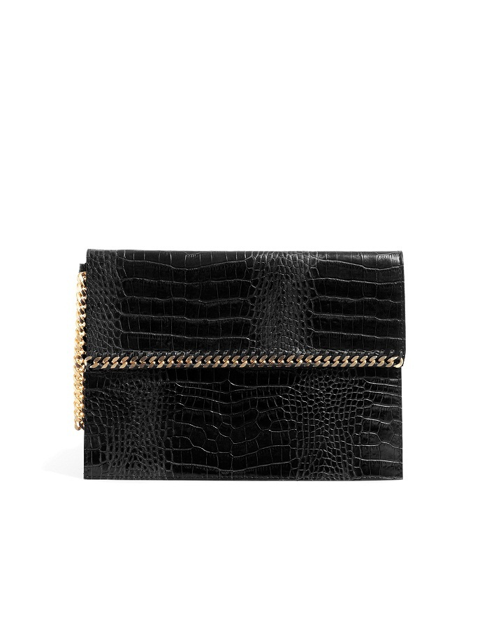 Clutch e pochette Zara autunno/inverno 2012 - It-girl by Eleonora Petrella