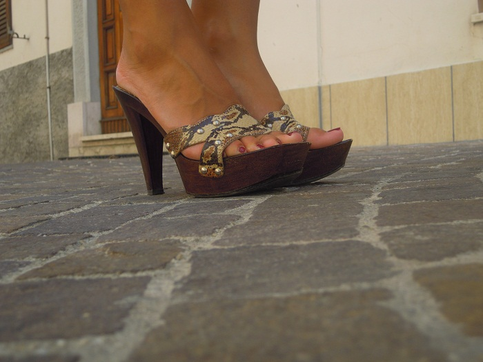 paisley maxi dress - It-girl by Eleonora Petrella