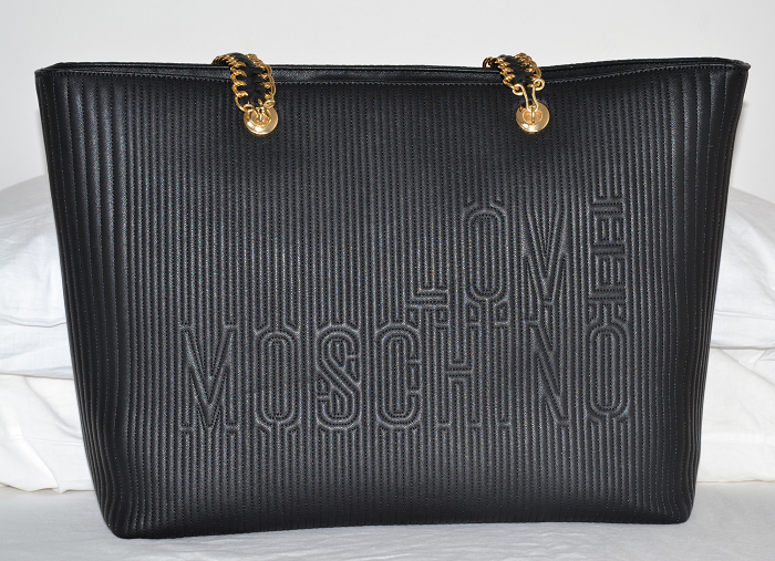 Moschino bag - It-girl by Eleonora Petrella