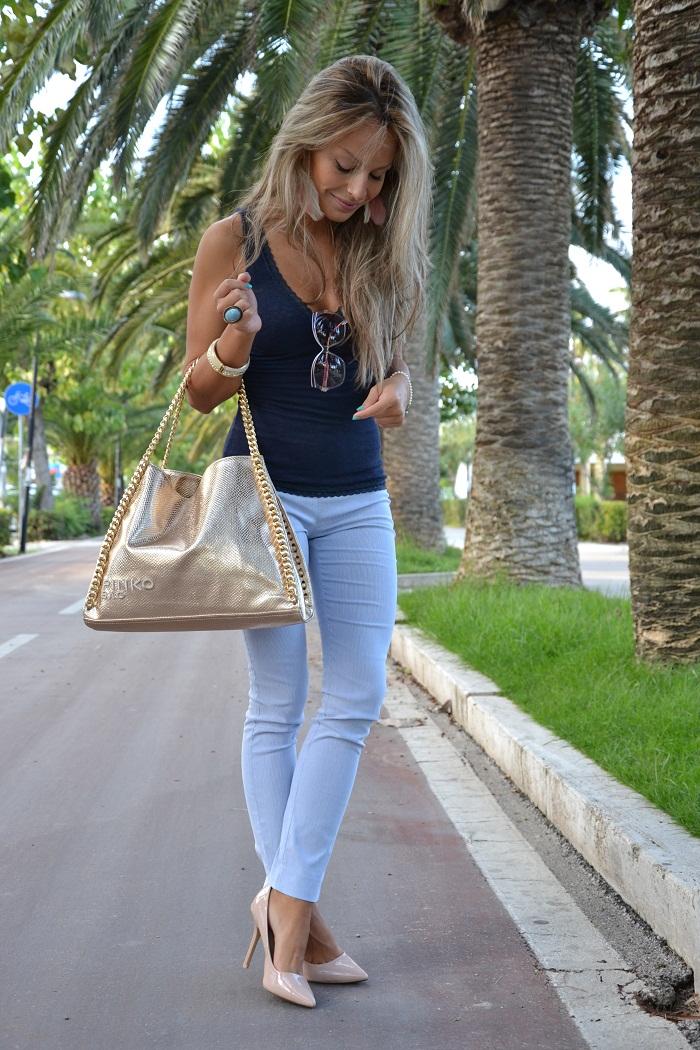 pinko bag and zara pumps - It-girl by Eleonora Petrella