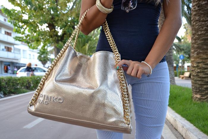 pinko bag - It-girl by Eleonora Petrella
