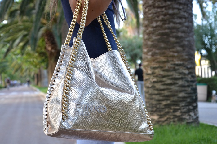 pinko bag - It-girl by Eleonora Petrella