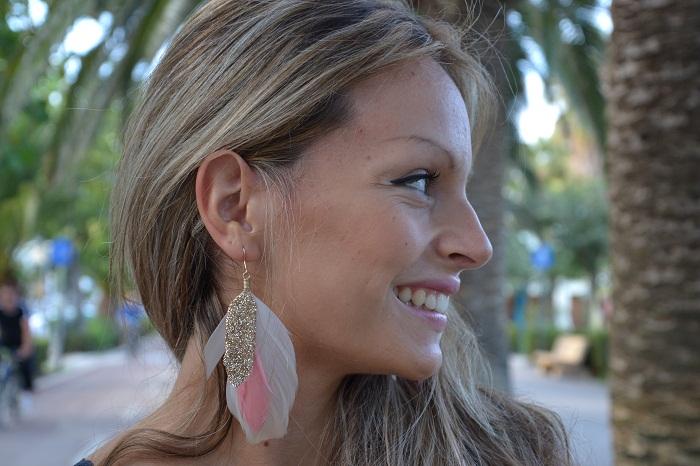 H&M earrings - It-girl by Eleonora Petrella