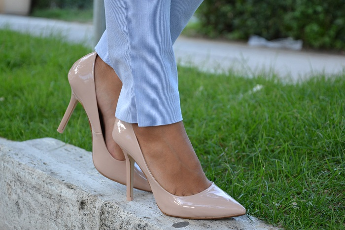 zara pumps- It-girl by Eleonora Petrella