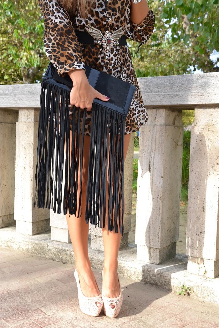 zara heels and elisabetta franchi bag - It-girl by Eleonora Petrella
