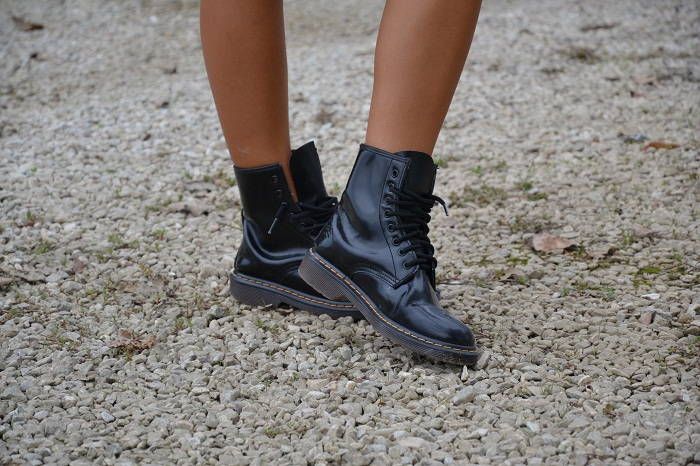 Dr.Martens shoes - It-girl by Eleonora Petrella