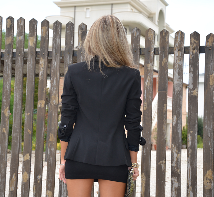 Zara blazer - It-girl by Eleonora Petrella