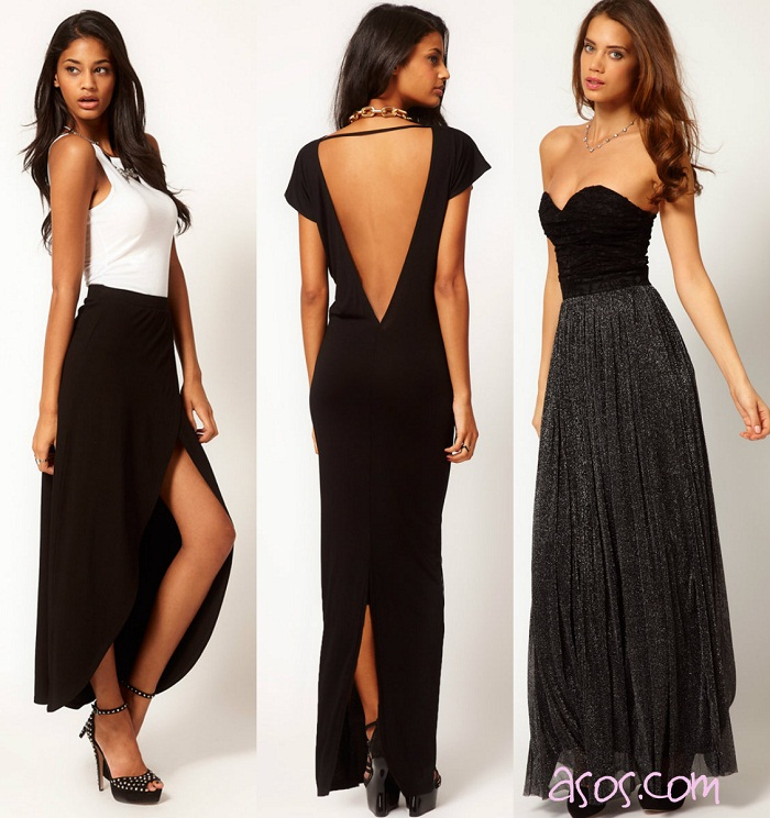 asos maxi dresses - it-girl by Eleonora Petrella