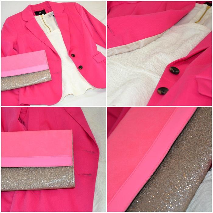 Pink blazer and pink clutch - It-girl by Eleonora Petrella [...]</p> </div>  <div class=