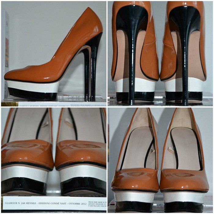 Zara heels F/W 2012-13 - It-girl by Eleonora Petrella