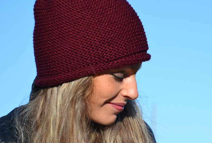 burgundy trend - It-girl by Eleonora Petrella
