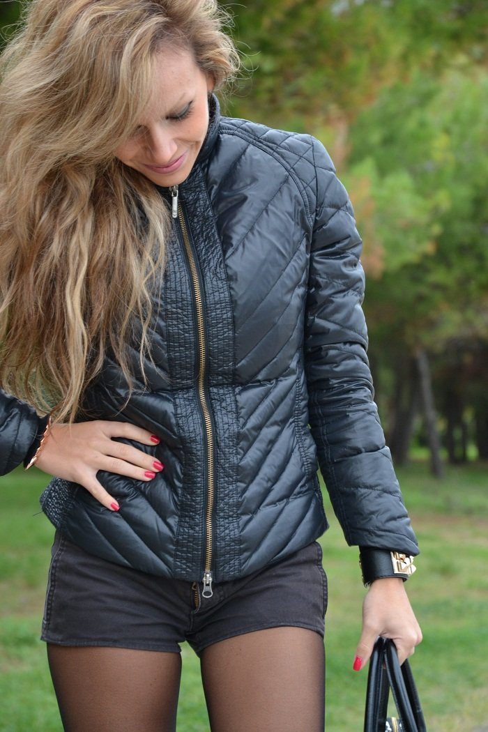 Arcadia bags and Armani coat - It-girl by Eleonora Petrella