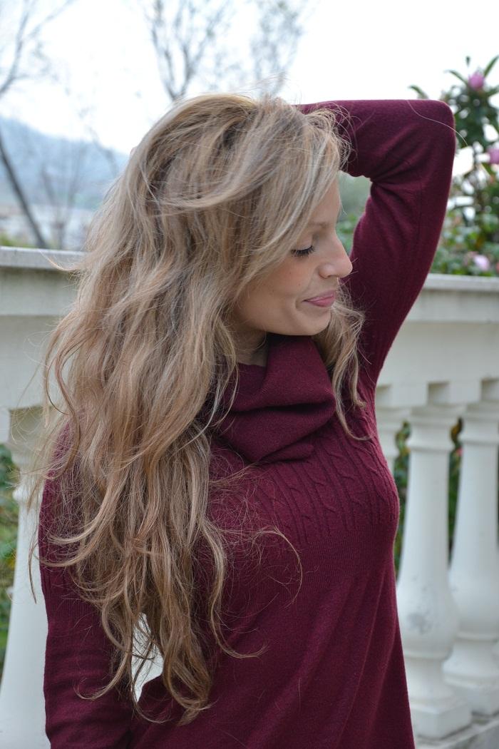 Burgundy trend F/W 2012-13 - It-girl by Eleonora Petrella