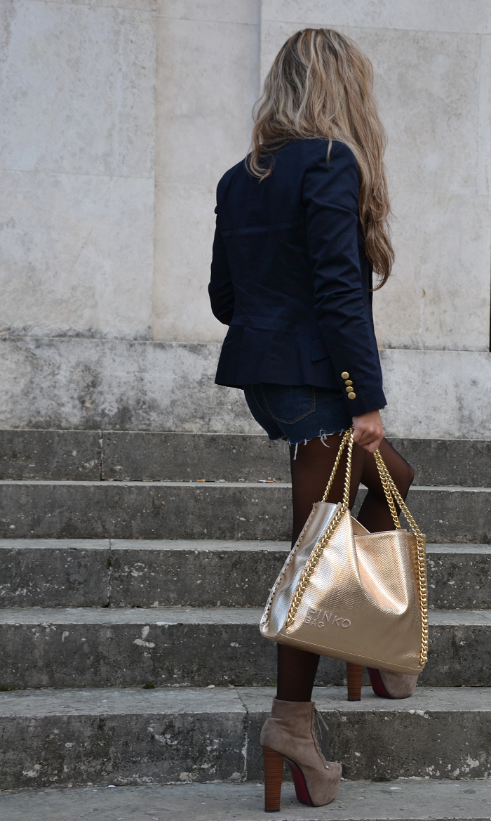 Pinko bag and Jeffrey Campbell - It-girl by Eleonora Petrella