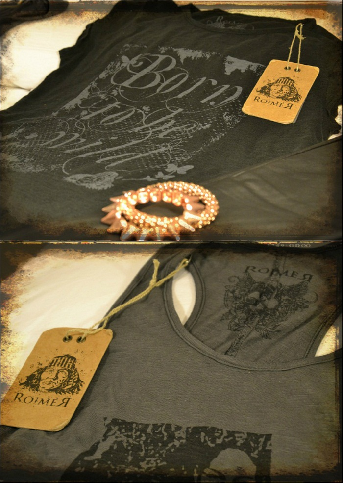 Roimer t-shirts - It-girl by Eleonora Petrella