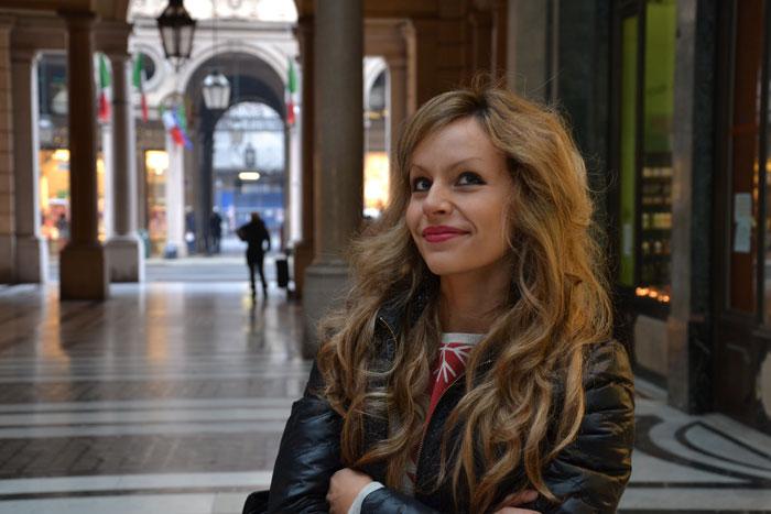 Asos Christmas sweatshirt and Bershka heels - It-Girl by Eleonora Petrella