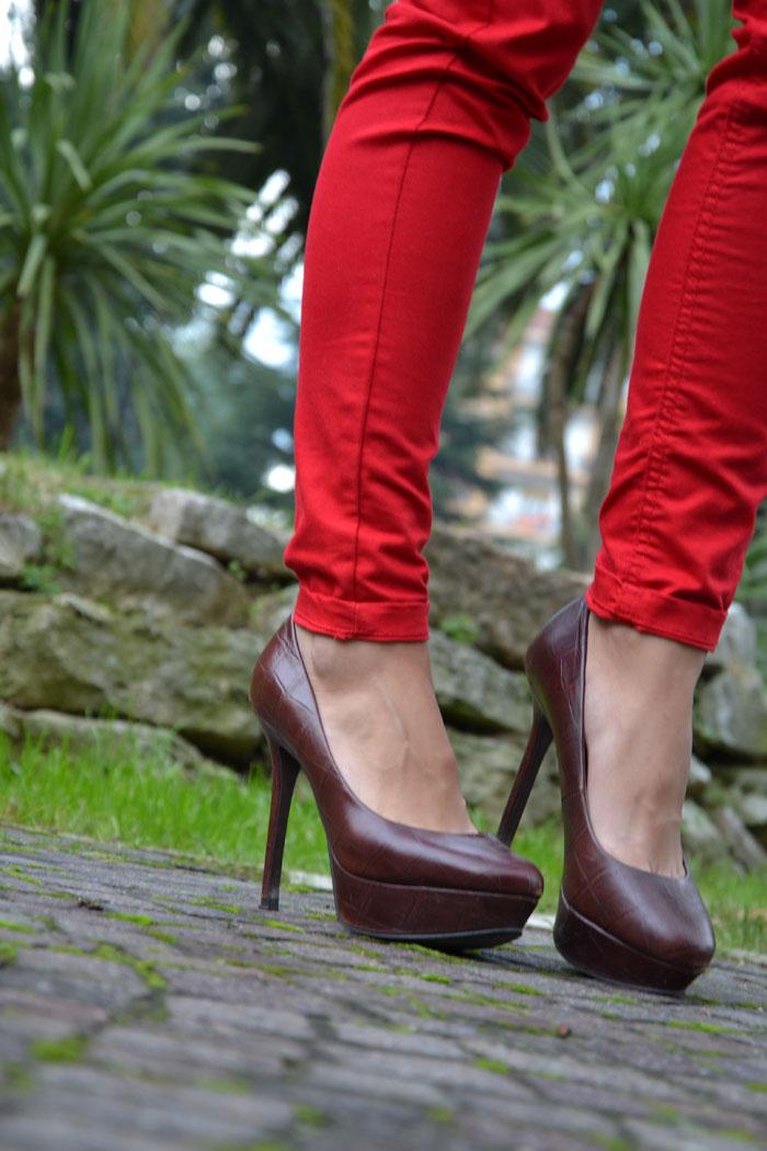 Pinko coat, Zara shoes and Etro bag - It-girl by Eleonora Petrella