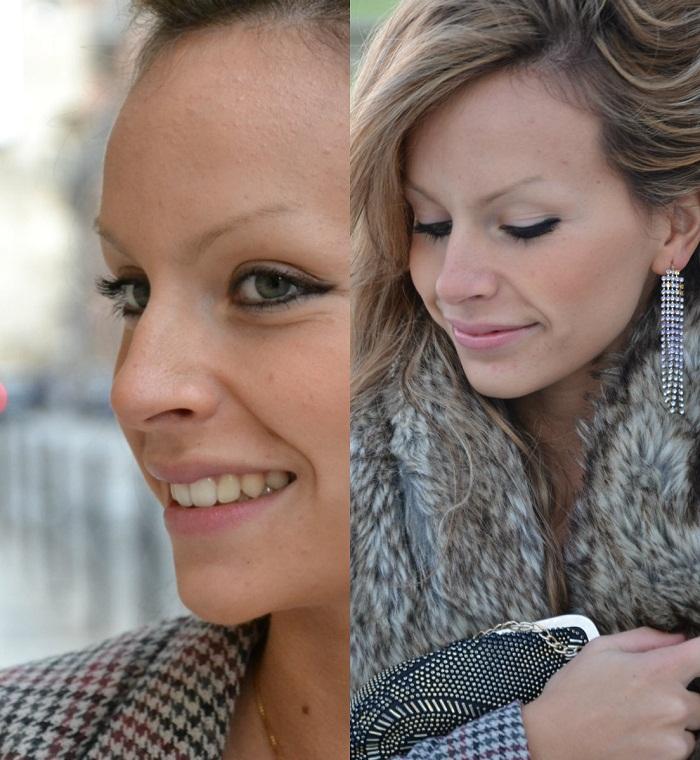 H&M tweed jacket F/W 2012 - It-girl by Eleonora Petrella