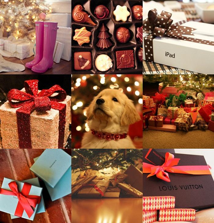 Christmas Wish List - It-Girl by Eleonora Petrella