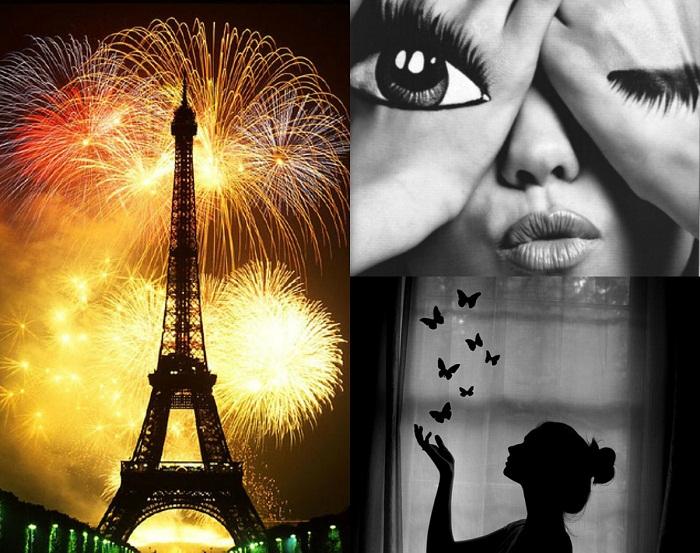 Happy New Year - It-Girl by Eleonora Petrella