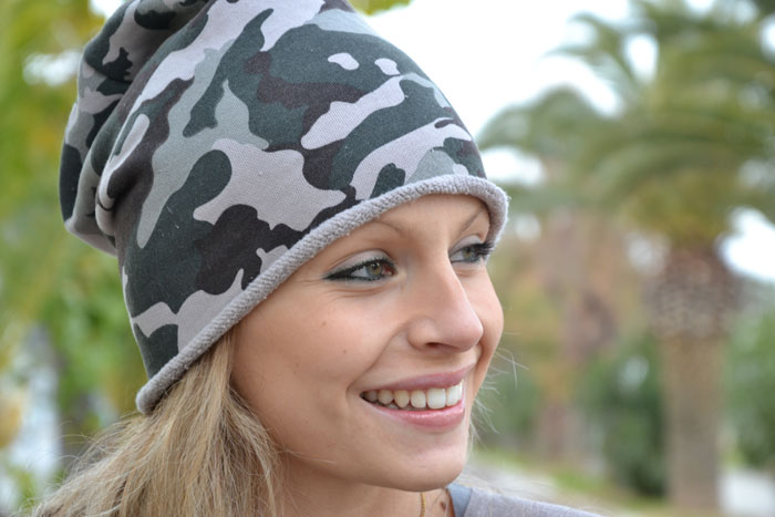 Military camouflage style - It-girl by Eleonora Petrella