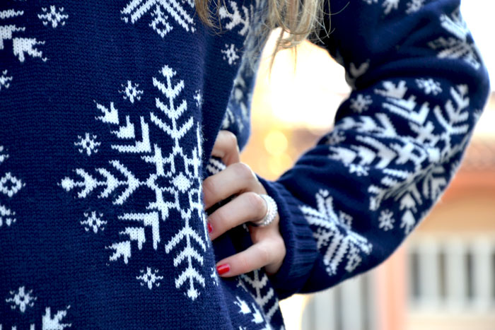 Asos winter sweater - It-Girl by Eleonora Petrella