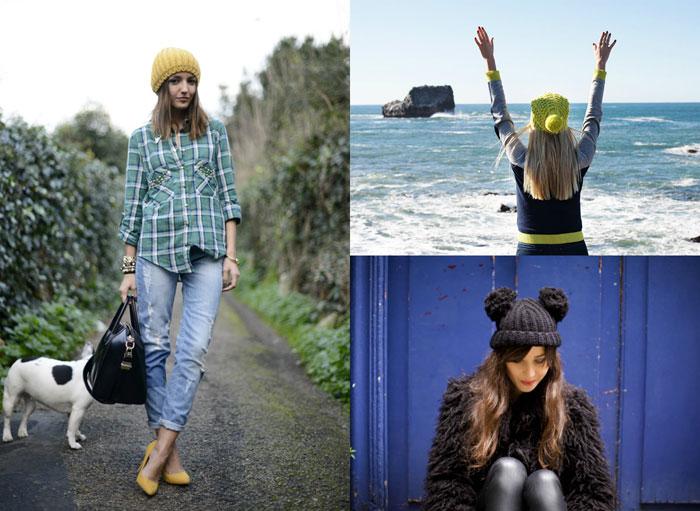 Winter 2012/13 obsession: beanies - It-girl by Eleonora Petrella