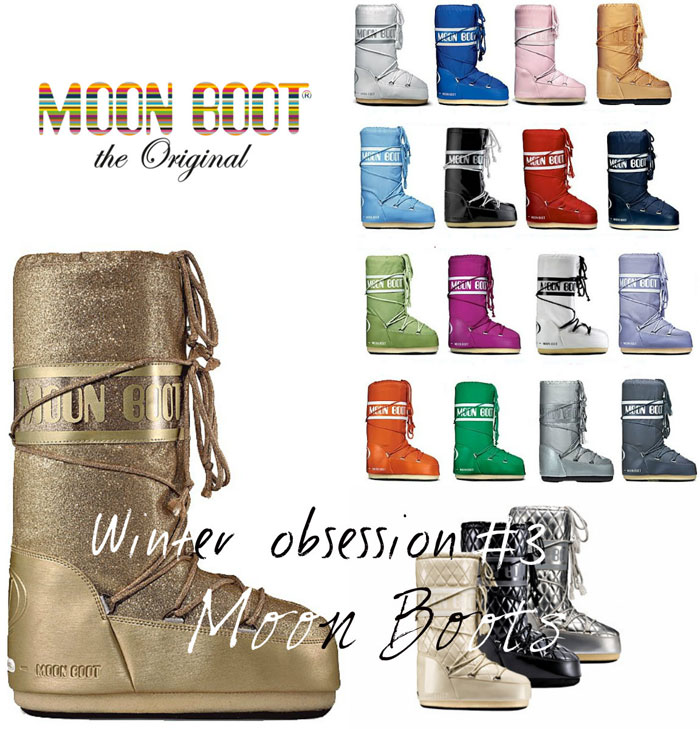 Moon Boot - It-Girl by Eleonora Petrella