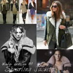 Winter obsession #1: Shearling jackets