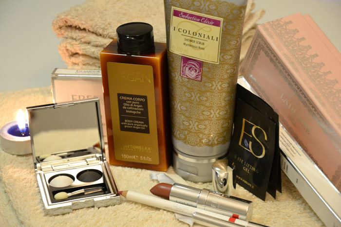 My Beauty Box febbraio - It-Girl by Eleonora Petrella