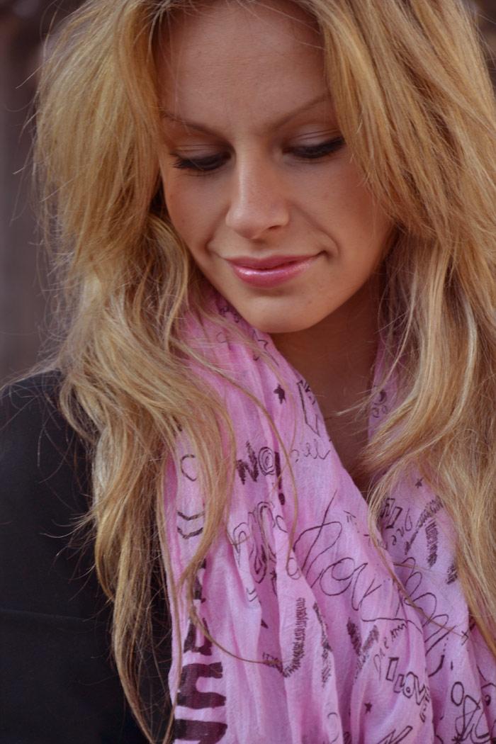 Outfit fashion blogger con foulard Tessitura Lancioni - It-Girl by Eleonora Petrella