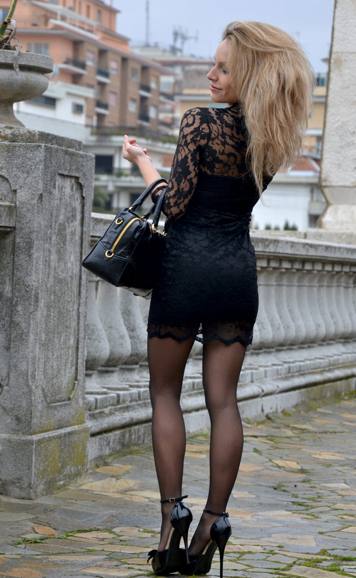 SheInside dress and Prada bag - It-Girl by Eleonora Petrella