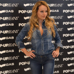 Gas POP-UP jeans: #popupthevolume!