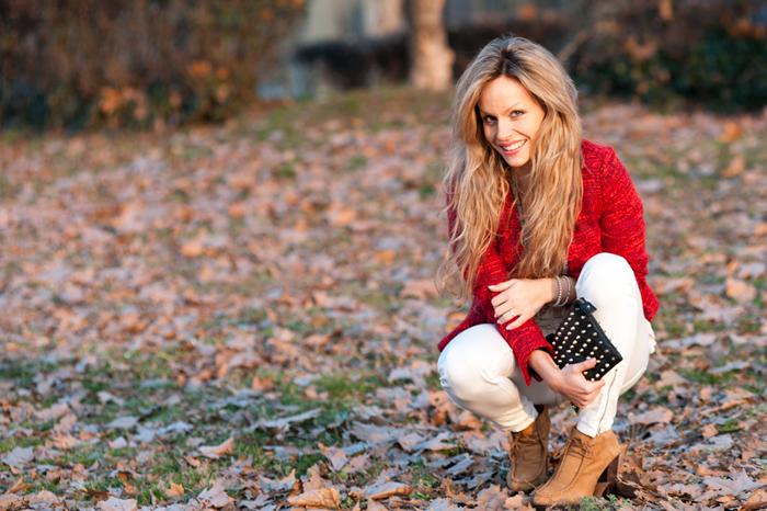 Zara total look S/S 2013 - It-Girl by Eleonora Petrella (Davide Posenato photo shooting)