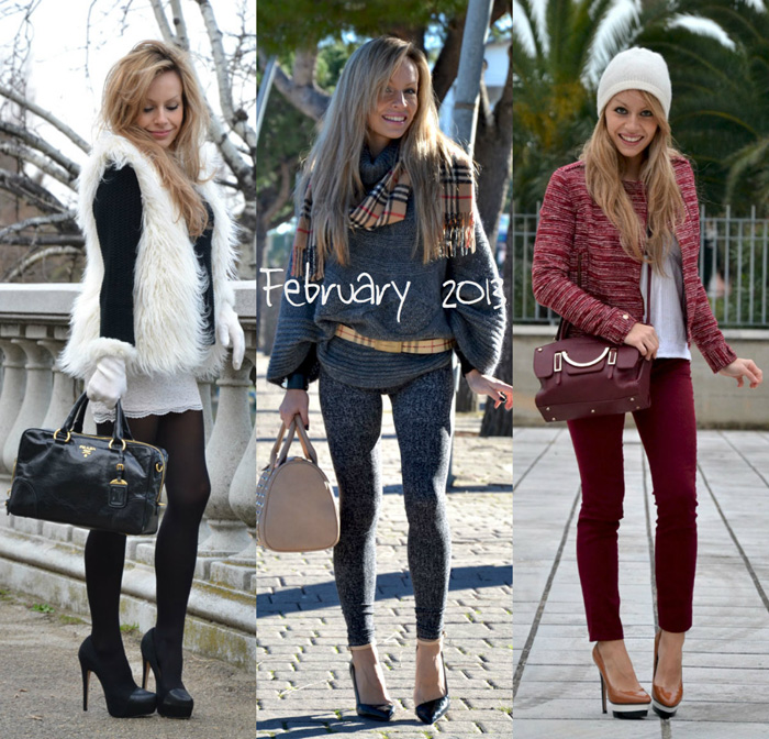 outfit of the month: february 2013