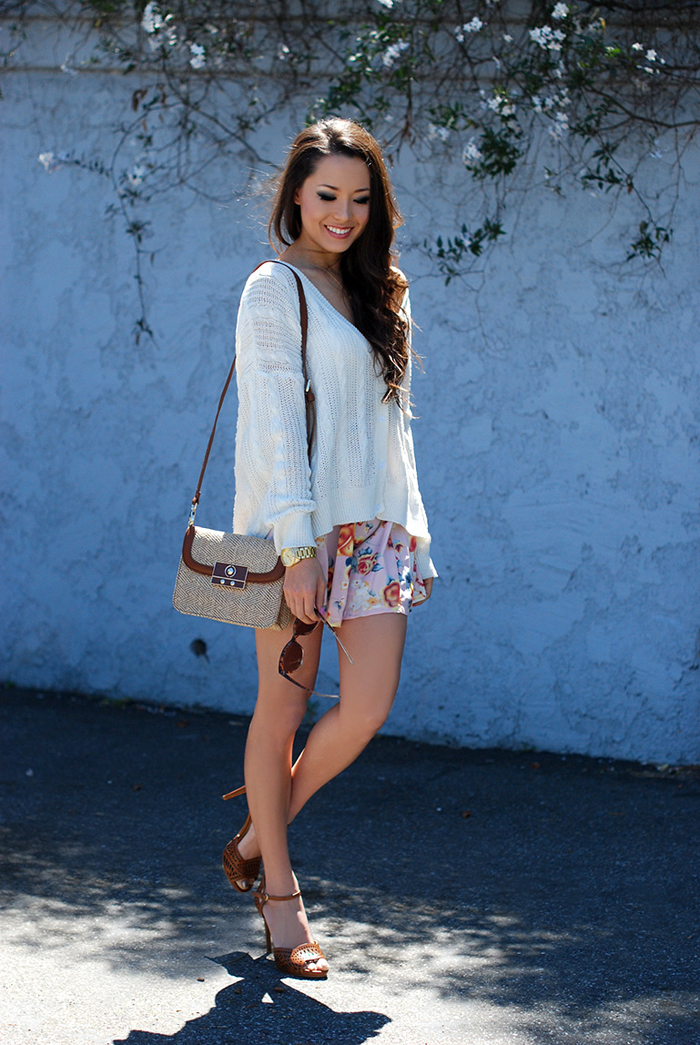 Spring outfit inspiration - outfit fashion blogger It-Girl by Eleonora Petrella