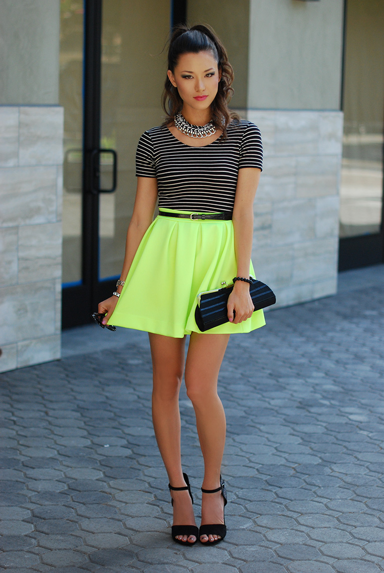 Outfit spring inspiration - fashion blogger It-Girl by Eleonora Petrella