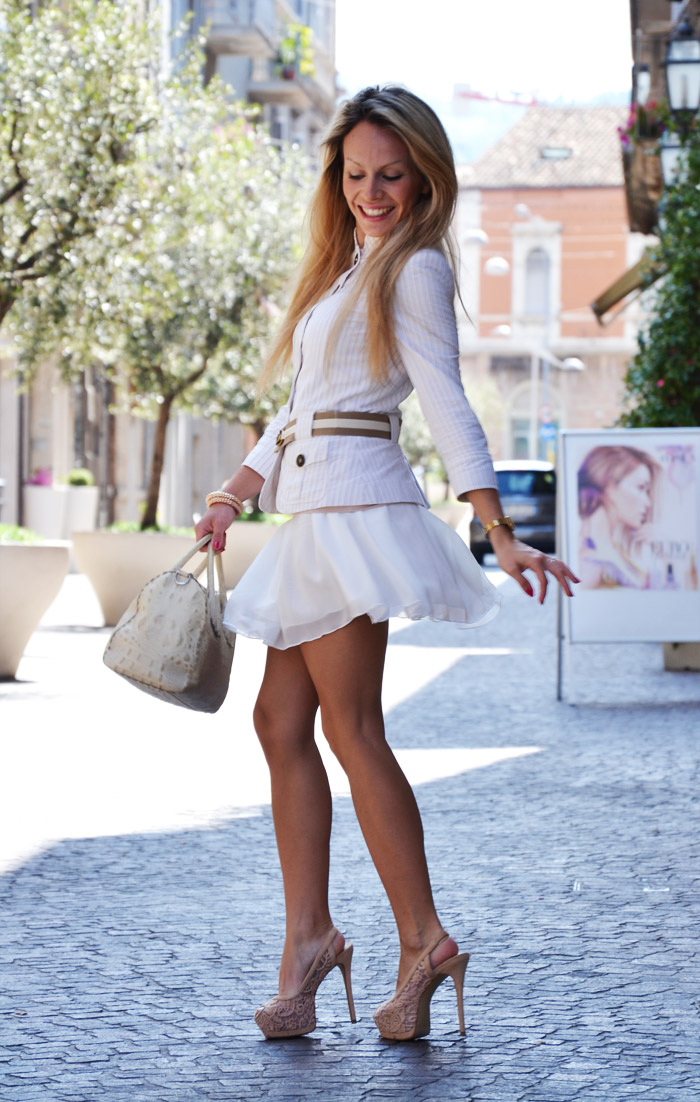 Best Outfit summer 2013 fashion blogger - It-Girl by Eleonora Petrella