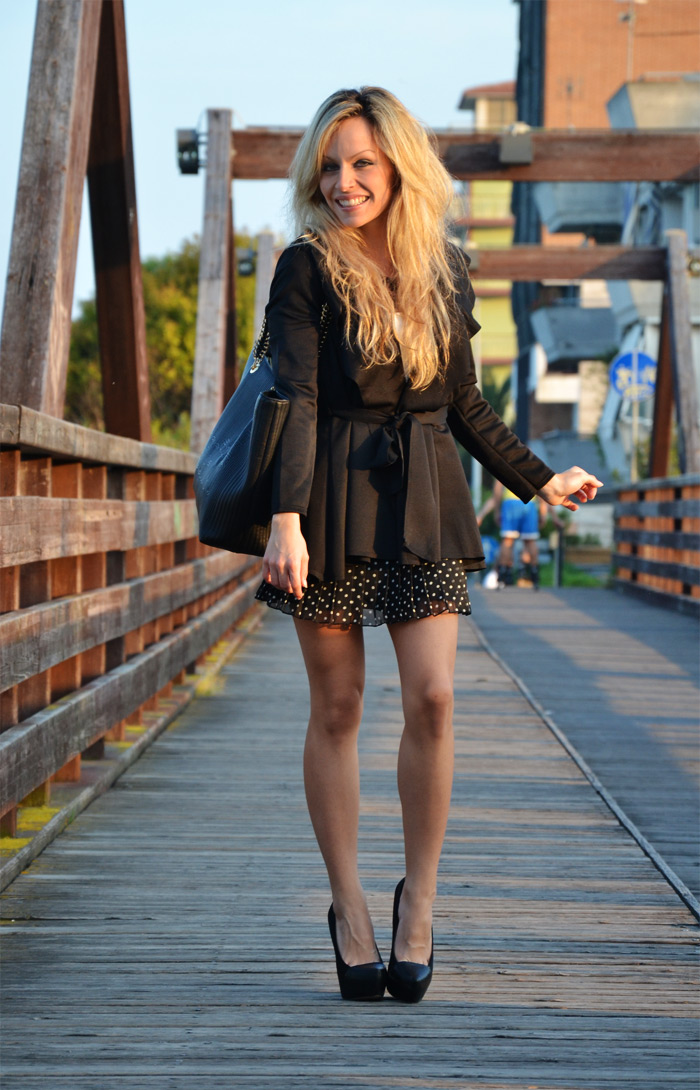 Best spring outfit 2013 - fashion blogger look It-Girl by Eleonora Petrella