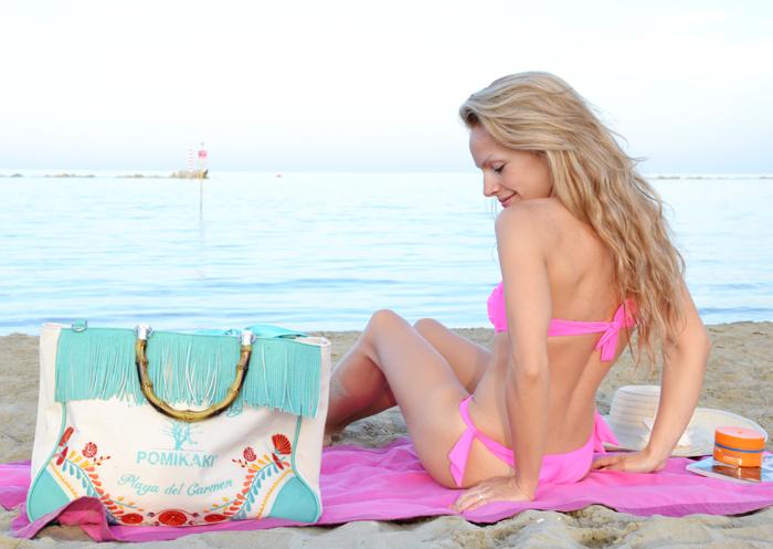 Pamu fluo beachwear 2013 - costumi estate 2013 fashion blogger It-Girl by Eleonora Petrella