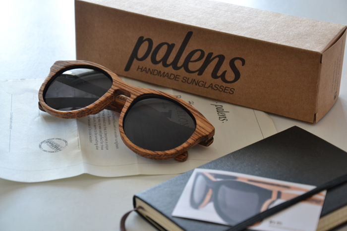 Palens handmade wood sunglasses Amwood distribution - fashion blog It-Girl by Eleonora Petrella