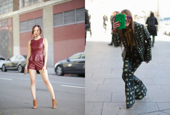 Matchy matchy trend - fashion blogger It-Girl by Eleonora Petrella