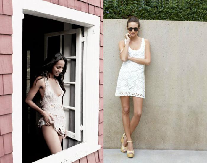 Crochet trend summer 2013 - fashion blogger It-Girl by Eleonora Petrella