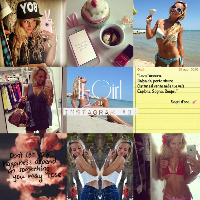 it girl on instagram