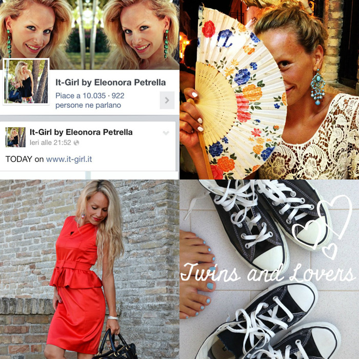It-Girl on Instagram - fashion blog It-Girl by Eleonora Petrella